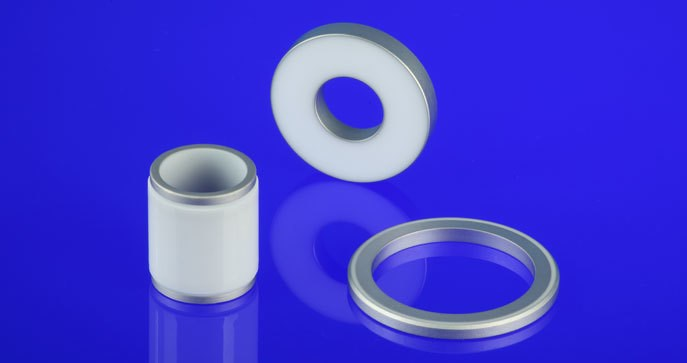 Metalized Ceramic Components