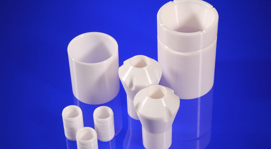 Nilcra Zirconia Petrochemical Components